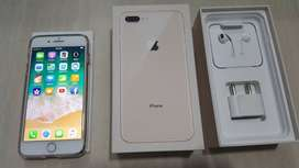 Iphone 8 plus with best price and good condition with 6 months waranty