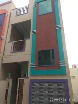 Individual house... For rent in pulipaka..G+1...two portions.
