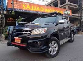 Toyota Hilux Vigo Thailand Face up Lift Non Accidental