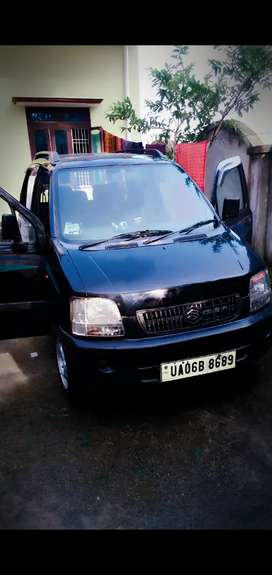 Maruti Suzuki Wagon R Lxi 2004 in good condition.