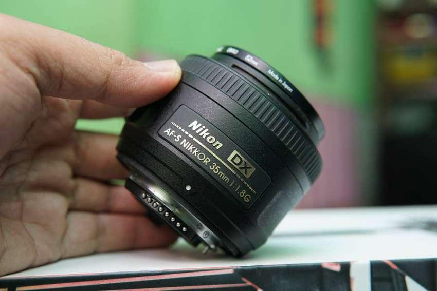 Lensa Nikn 35mm F1.8 0
