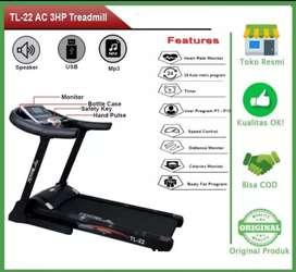 Treadmill elektrik komersial TL-22