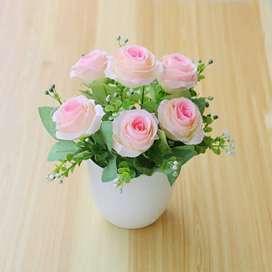 Bunga Hias dekorasi Bunga Plastik