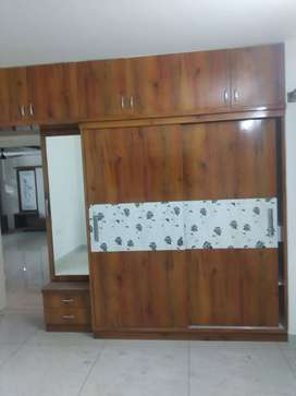 3bhk flat is avalible for lease and  in marathalli