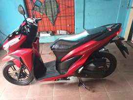 All new vario 125 unit grees siap pakai