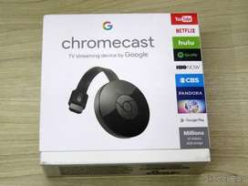 Google chromecast2 in mint condition