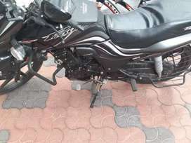 Passion xpro, solo,  110c.c, front disc, Registered in Trivandrum RTO