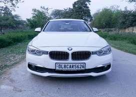 BMW 3 Series 320d Luxury Line, 2017, Diesel