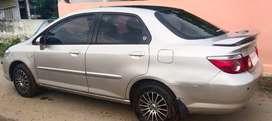 Honda City ZX 2007 petrol