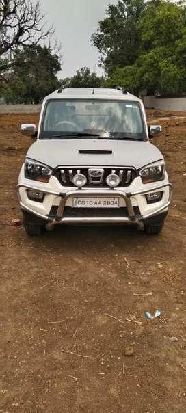 Mahindra Scorpio 2016 Diesel 62000 Km Driven