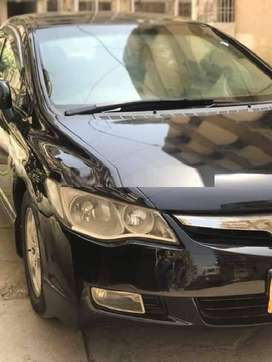 Get Honda civic 2007 on Easy Monthly Instalments
