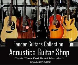 Best Guitars Collection at Your Door Steps