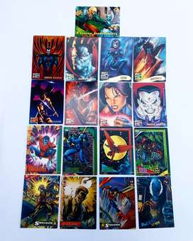 MARVEL Trading Card Collection original