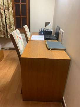 Study Table with chair Set of 2