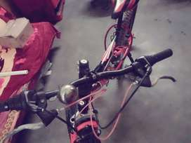 Hero sprint gust 18 speed shemanoo gear mint