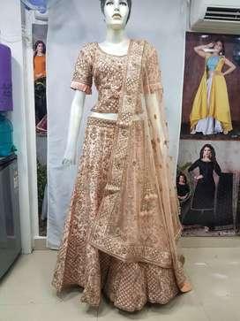 Bridal Wear Heavy Lahenga