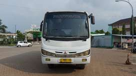 Bus Medium MITSUBISHI CANTER FE84 136PS 2013 Seat 29 Restu Ibu