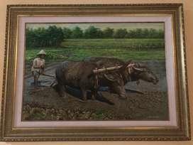 Dijual Lukisan Purwanto Js