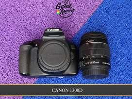 Canon 1300d kit 18-55 II