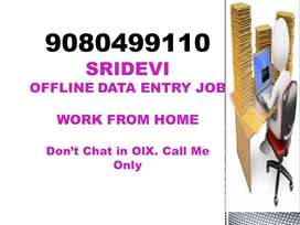Home Based Data Entry Works Just Contact Me