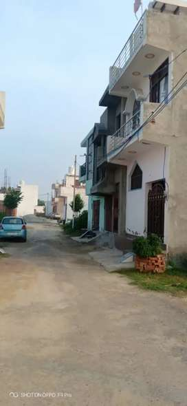 Plot in noida extn with loan 300+ family
