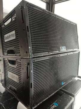 Line array tasso 10x2 15x2
