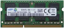 8Gb PC3L 12800S Laptop Ram