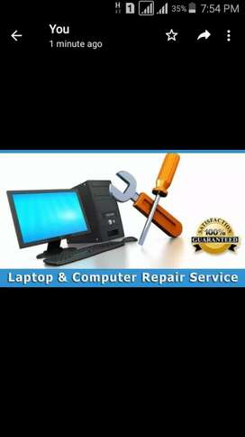 Home Services Computers Laptop & Printer