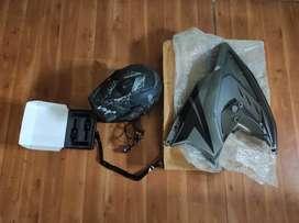 Vega helmet + RS200 parts
