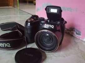 Kamera prosumer Benq gh600 bonus baterai