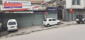 Shops 40 ft available for rent in Muzaffarabad