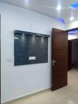 2 bhk with modular kitchen & Parking Near by market 90% finance also