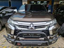 Tanduk Overland Towing all new Pajero