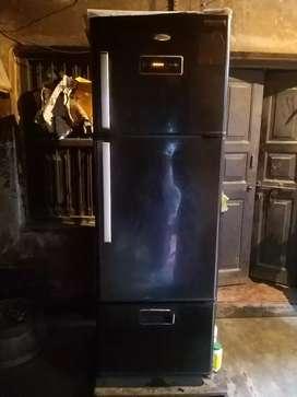 Triple door fridge