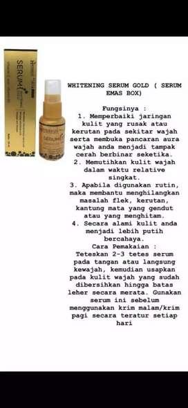 Serum gold ( serum emas box )