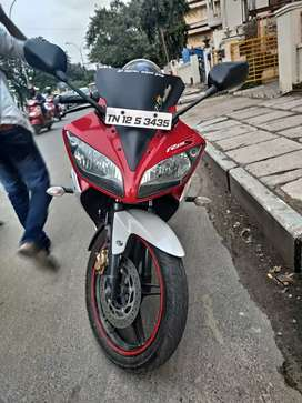 Yamaha R15 ...