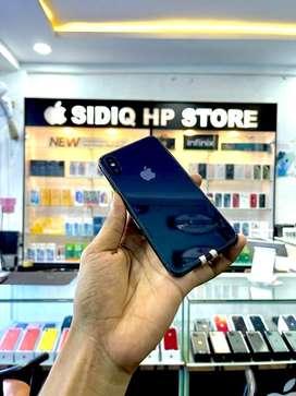 Iphone X 64gb bekas garansi ibox indo. Mulus sehat terawat original