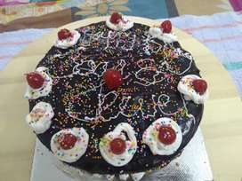 Home maid cake
