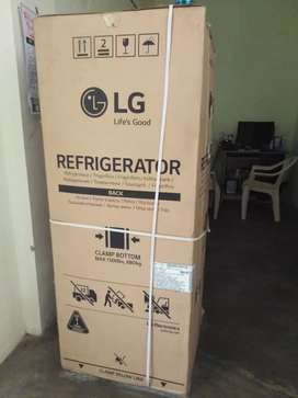LG 235 LITRE 4star rating NEW FREEDGE