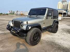 Jeep wrangler TJ 1995