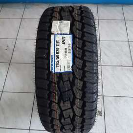 Jual ban toyo size 265/50 R20 open country A/T 2