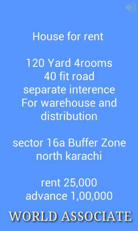 Buffer Zone for warehouse & distribution