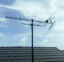 Agen specialist pasang signal antena tv terdekat