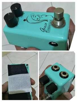 Grace Compressor pedal made in australia