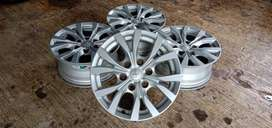 velg second pajero exceed ring ring 17 hole6x139,7