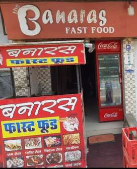 Fast food & Restaurant shop available at Rent with all facilities