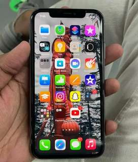 iPHONE 11 phone with sleek screen ,battery lasting more than a day and