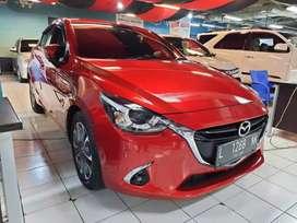 Mazda 2 1.5 GT SKYACTIV MATIC 2017 MERAH