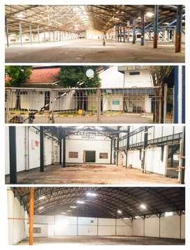 Gudang Ex Pabrik 3 Ha diKartasura penawaran 120M