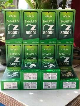 Baru Murah Spek Tinggi INFINIX SMART 5 2/32GB Garansi Resmi